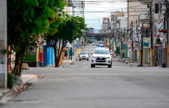 Mayoría de casos del coronavirus se dan en el centro del Distrito Nacional y Santiago