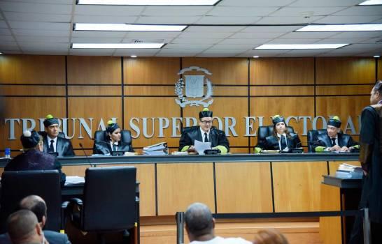 TSE recibe 77 expedientes contenciosos electorales; los conocerá en Cámara de Consejo