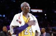 Toalla usada por Kobe Bryant en su despedida de la NBA, subastada por 33,000 dólares