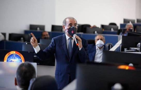 Encuesta Mark Penn: el 69% aprueba labor del presidente Medina durante pandemia