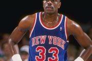 Patrick Ewing, exestrella de la NBA, positivo al coronavirus