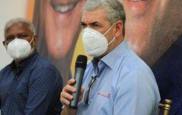 Medios internacionales se hacen eco de que el candidato del PLD Gonzalo Castillo ha usado la crisis del COVID-19 para hacer campaña política