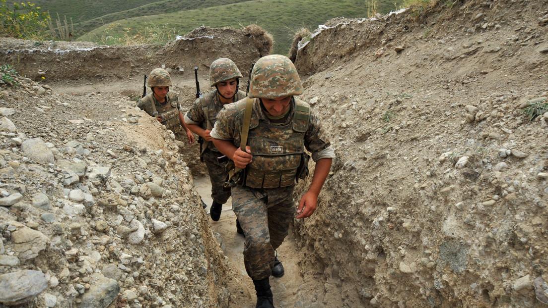"""""""Turquía se comporta como un 'Terminator' regional"""": Armenia afirma que se prepara para una guerra a largo plazo"""