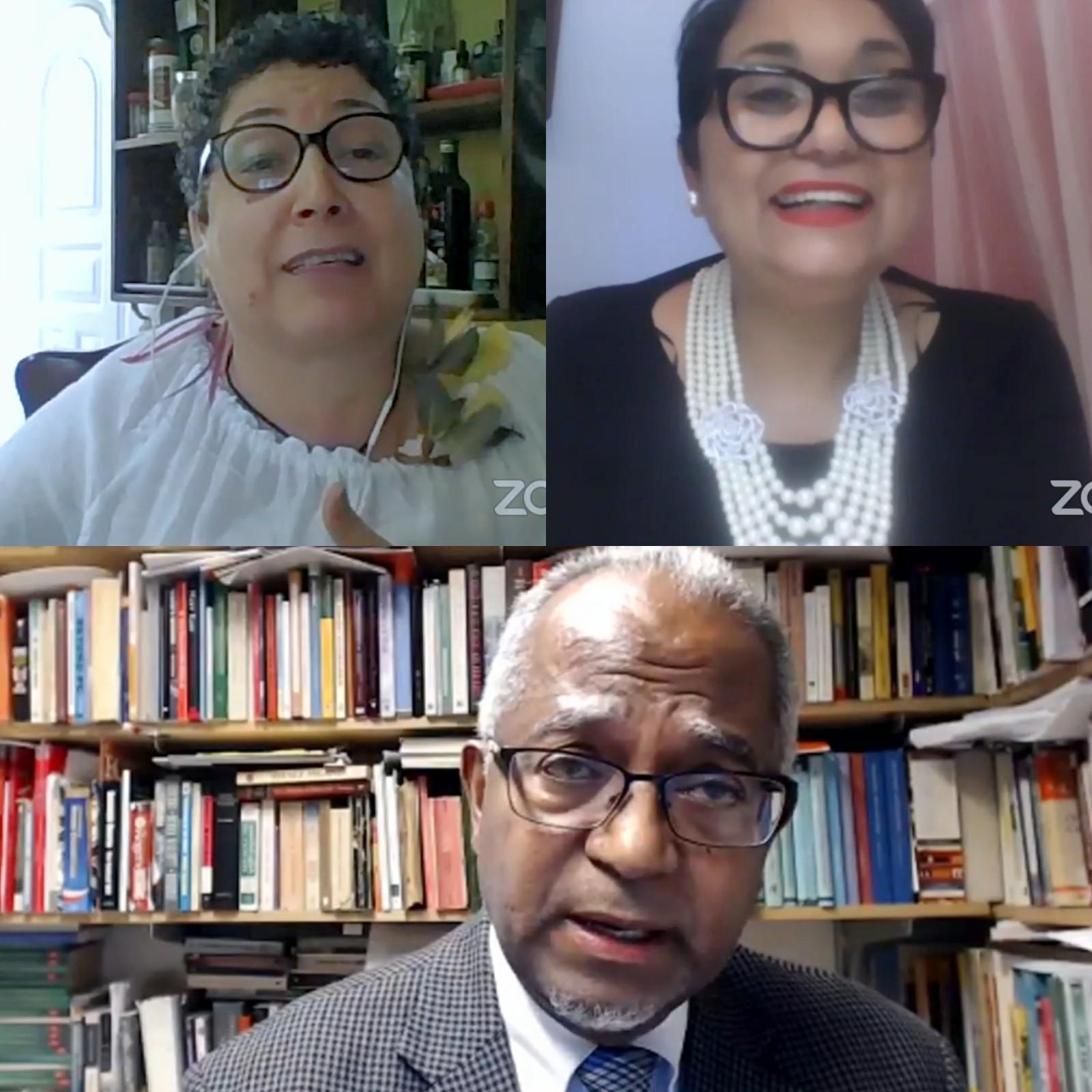 """Comisionado Dominicano de Cultura en Estados Unidos ofreció la conferencia """"Legados de la Conquista y la Colonización   que nos urge superar"""""""