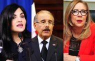 Dos comadres del expresidente Danilo Medina, Berlinesa Franco e Iris Guaba investigadas en la Procuraduría por corrupción