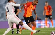 El Shakhtar Donetsk se impone al Real Madrid en la Liga de Campeones