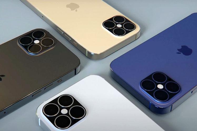 Guerra tecnológica de EE.UU. ensombrece futuro del iPhone 12 en China