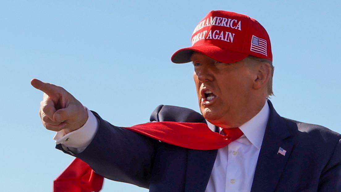 Revela su identidad el autor de la escandalosa columna sobre Trump y éste dice que sospechaba de su yerno