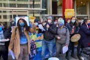 Claman que por 'Acción de Gracias' se cree fondo de alivio para trabajadores excluidos