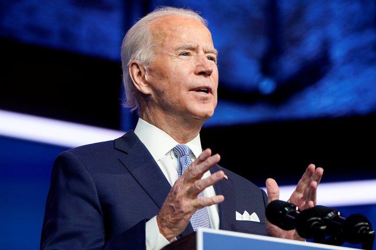 """Joe Biden presentó su equipo de seguridad nacional y aseguró que Estados Unidos está """"listo para liderar el mundo"""""""