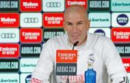 Zidane lamenta ausencia de jugadores claves para el Real Madrid