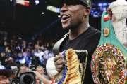 Consejo Mundial de Boxeo inmortaliza a Floyd Mayweather Jr.