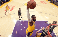 "Lakers y Jazz juegan a otro nivel; Curry agranda leyenda; ganan los ""Big 3"""