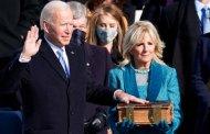 Las cinco frases más destacadas del discurso inaugural de Joe Biden