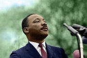 92 años del legado a favor de la lucha no violenta    por la defensa de los derechos humanos    afroamericanos y la discriminación racial