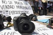 2020 año obscuro para las y los    Periodistas en México