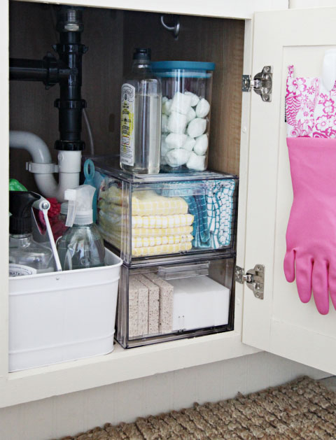13 under sink storage ideas you ll wish