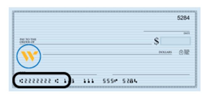 Webster Bank Check