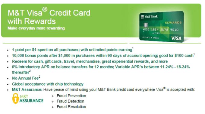 mtb visa rewards