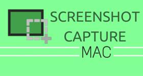 Screenshot capture mac