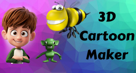 3d cartoon maker