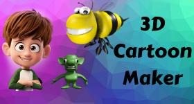 3d cartoon maker
