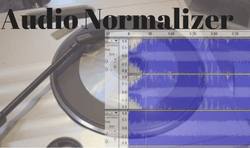 Audio Normalizer