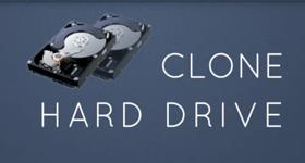 clone hard drive