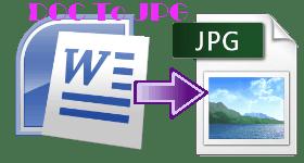 DOC to JPG Converter