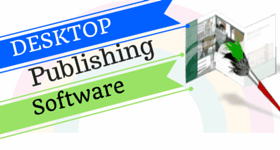 desktop publishing software