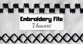 Embroidery File Viewer