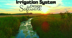 Irrigation System Design Software