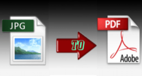 JPG to PDF Converter Software