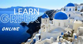 learn greek online