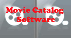 Movie Catalog Software
