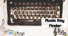 Music Key Finder Software