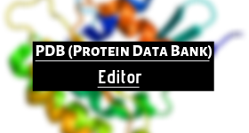 PDB Editor