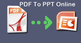 PDF to PPT Online