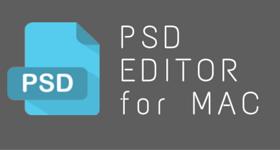 psd editor mac