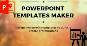 PowerPoint Template Maker