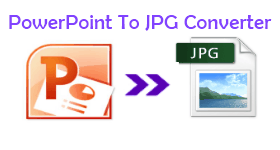 PowerPoint To JPG Converter Software