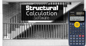 Structural calculation software