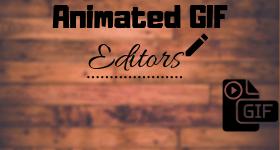 Animated GIF Editor