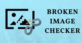 broken image checker