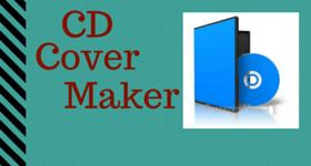 Cd cover Maker