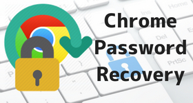 chrome password recovery