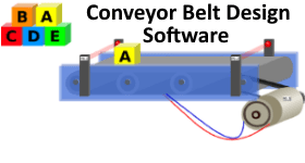 design conveyor belt