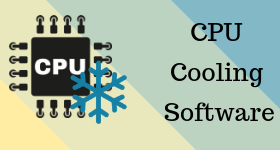 cpu cooling software