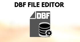 dbf file editor