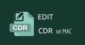 MAC CDR editor